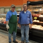 Keith and Farooq of Mediterranean Island Market in Grand Rapids, MI