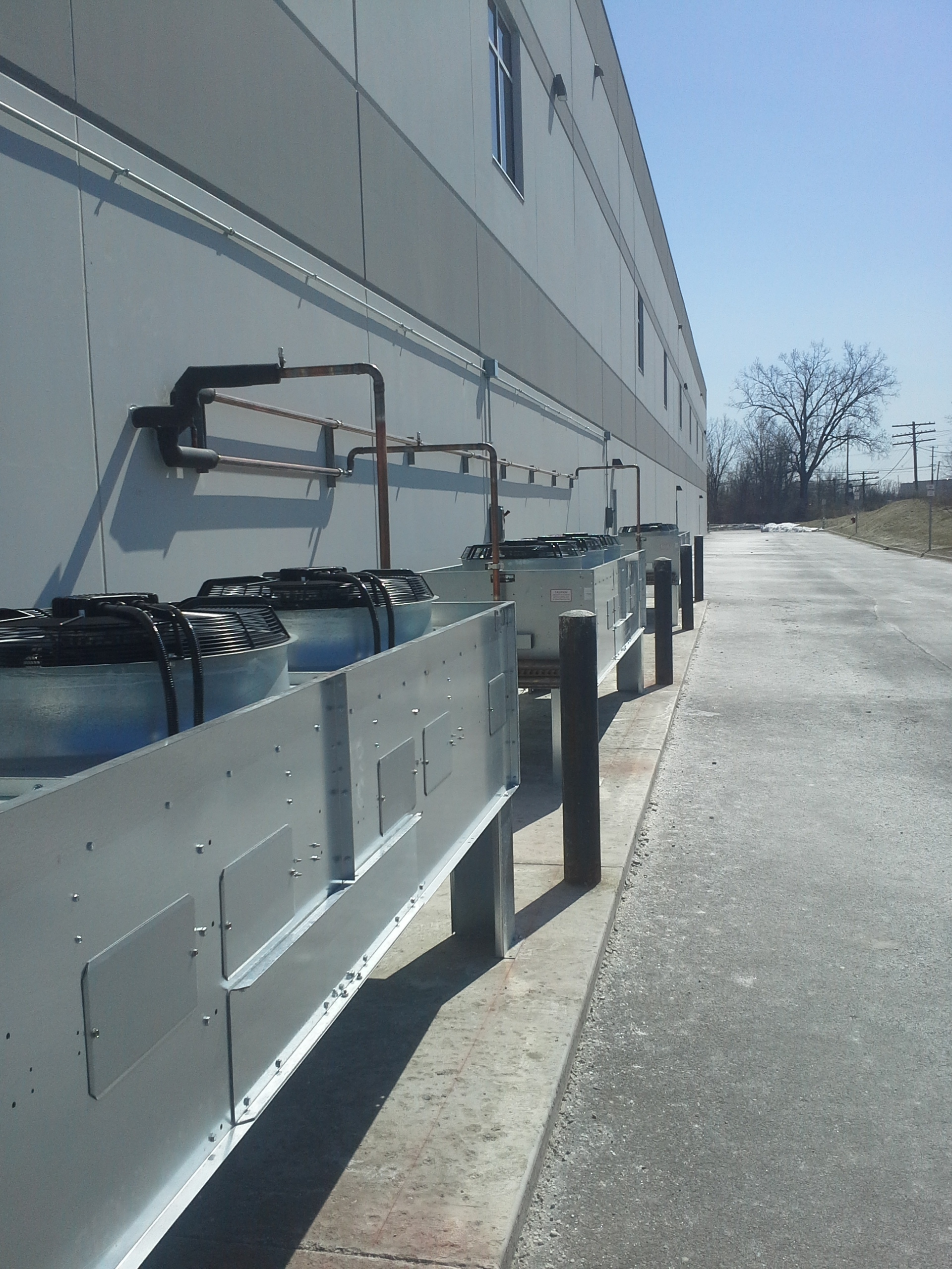 Phoenix Refrigeration and Cooling Industrial Installation
