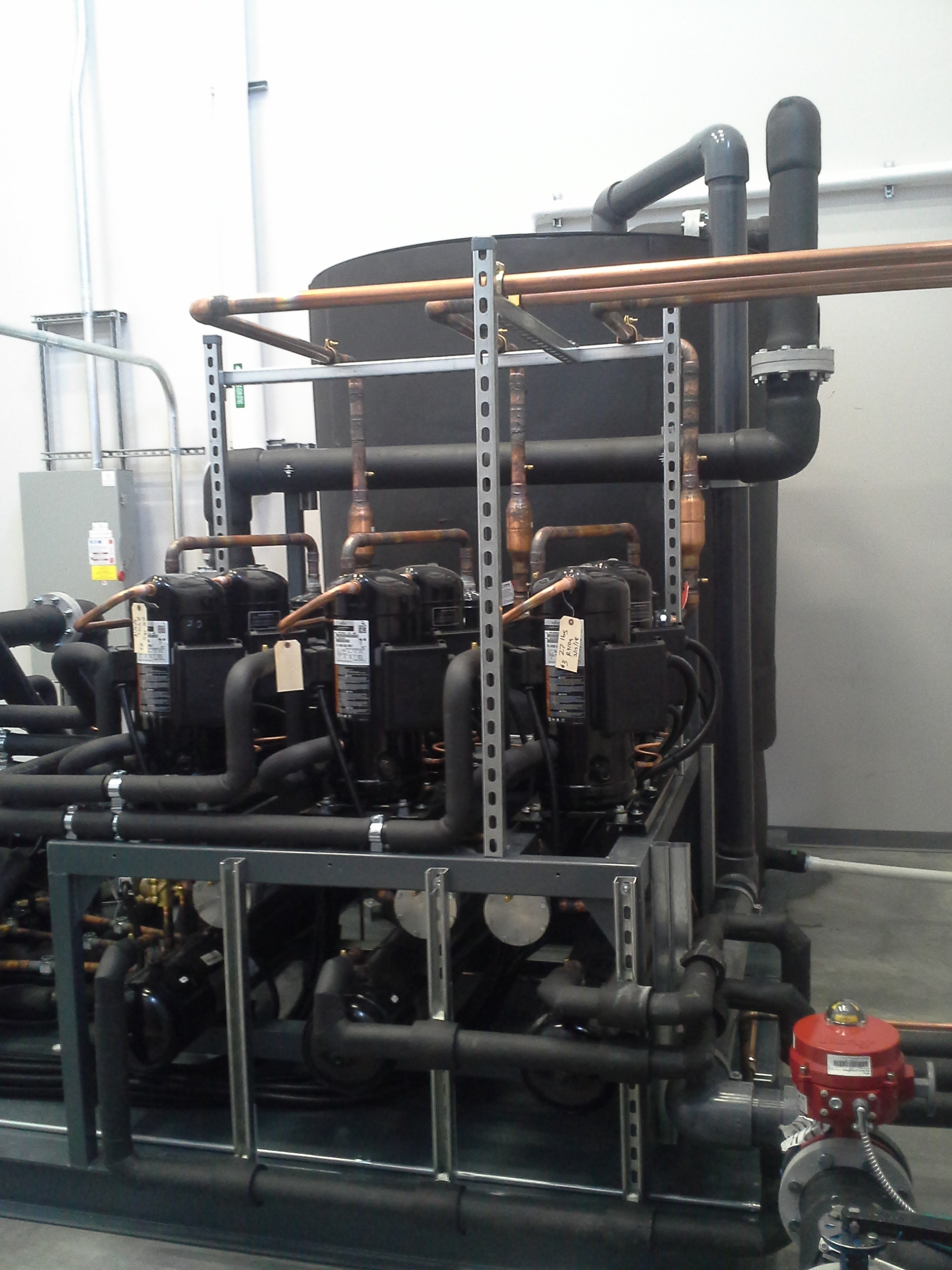 Phoenix Refrigeration Industrial Cooling Installation