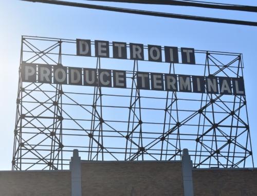 Detroit Produce Terminal (Detroit, MI)