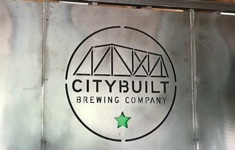 City Built Brewing Company Logo - Phoenix Refrigeration