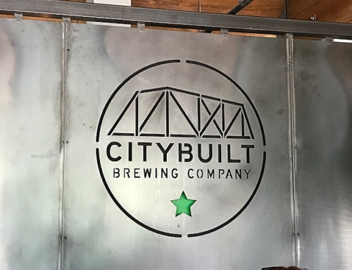 City Built Brewing Company (Grand Rapids, MI)
