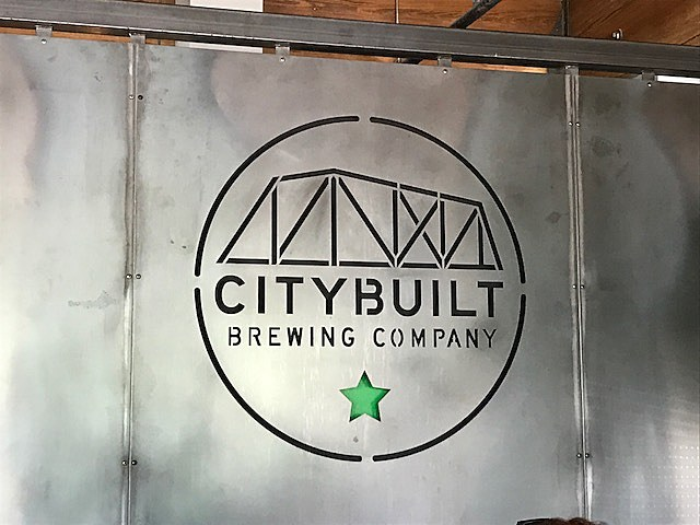 City Built Brewing Company Logo - Phoenix Refrigeration