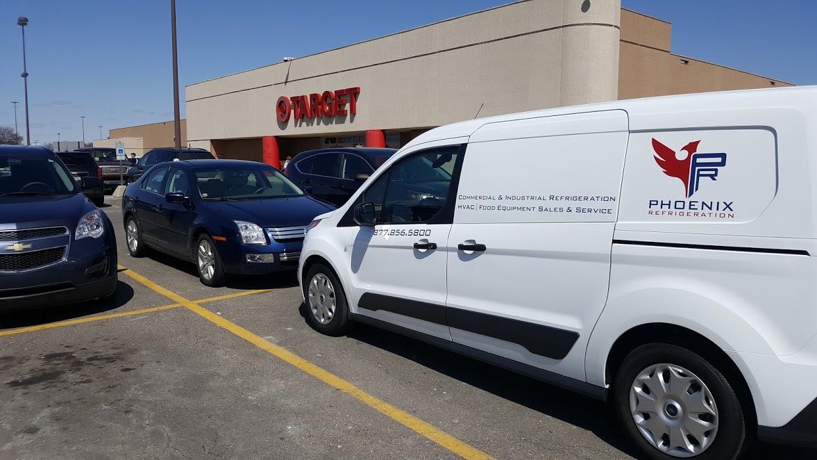 Target Stores Phoenix Refrigeration